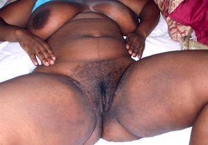 Huge african asses