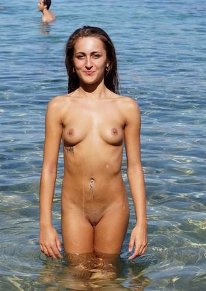 Young Nudists